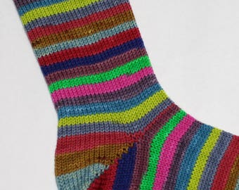 Megan's Palette Self Striping Hand Dyed Sock Yarn