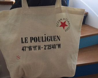 Tote bag cotton shopping bag
