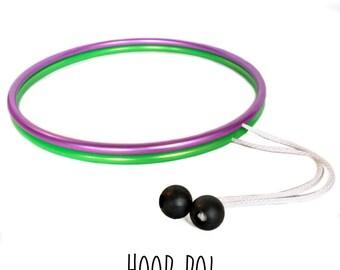 Custom Hoop Poi