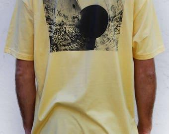 Skate Tshirt - Chris Miller Baldy Skate Photo - Men's Med, Lg, XL - Grant Brittain