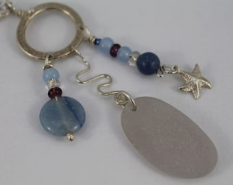 PEI Sea Glass Catch of the Day Necklace