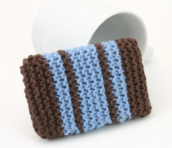 PDF DIGITAL PATTERN:Knit Scrubbie PatternScrubbie SpongeKnit