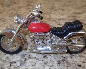Timex Motorcycle Clock