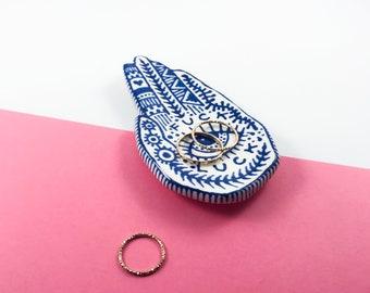 Fuck Luck Ring Dish