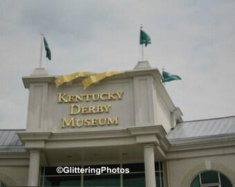 Kentucky, Derby, Museum, Churchill Downs, Racetrack, Louisville, Kentucky, Fine Art, Photography, Print, Glossy, OOAK
