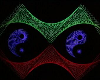 Yin & Yan Eyes