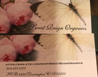 Custom Made Organic Essential Oil