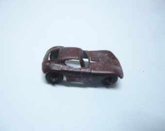 Vintage Tootsietoy  Toy Race Car #5, collectable, USA, Chicago