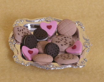 cookie assortment doll food for American Girl dolls