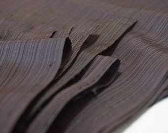 A part of the hakama fabric made by old.    It will inspire your creation.