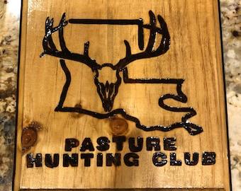 Custom Logo Plaque