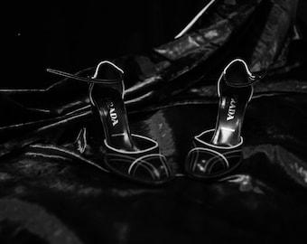 Classic, Audrey Hepburn Vintage Prada Shoes- INCREDIBLE condition