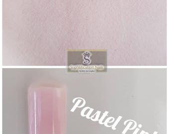 Resin acrylic nails 10gr Pastel Pink