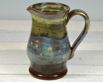 Pitcher - Vase - Rustic - Artisan Pottery