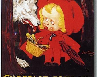 Chocolat Fondant Kohler French Poster Print