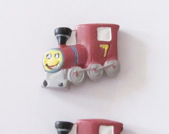 Train Buttons