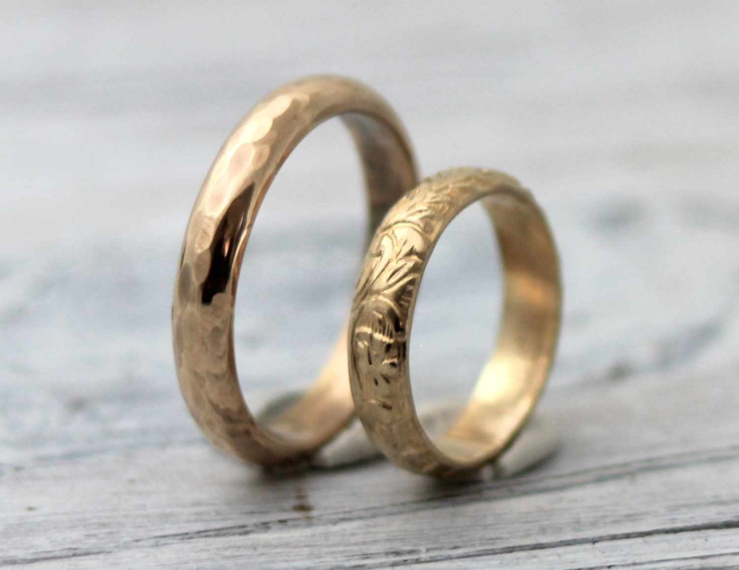 His and Hers Couples RingsHis and Hers wedding Rings Modern