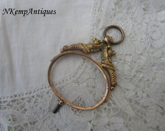 Antique watch key fob for the collector