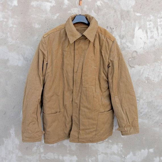 Military winter jacket