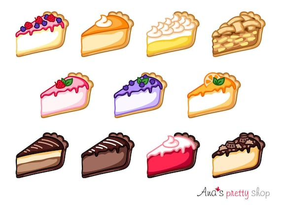 cheesecake clipart pie clipart traditional cheesecake apple rh etsy com clipart people clipart person