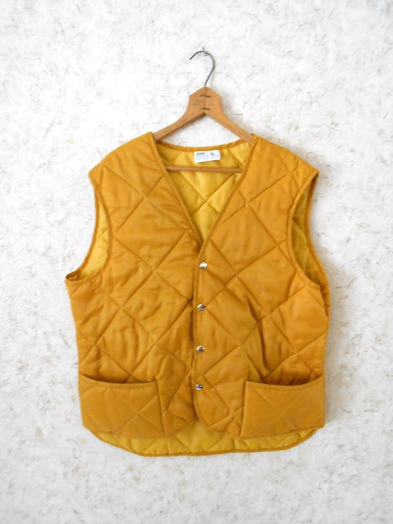 Vtg 90s Miller High Life Nylon Puffy Puffer Vest Delivery Driver Red Sleeveless Hip Hop Hipster Retro Zippered Front Mens Size XXL 2XL gYuGuFEdUa