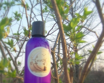 Amethyst Bliss~8oz Handcrafted  Goat Milk & Honey Lotion