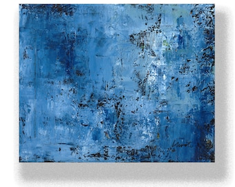 "Abstract Painting. ""Coldwell"""