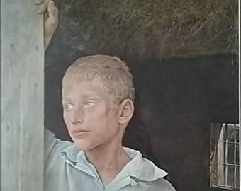 Alber'ts Son  Andrew Wyeth