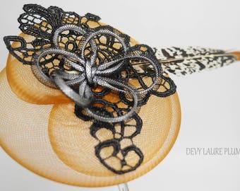 FASCINATOR headband, the ultra feminine