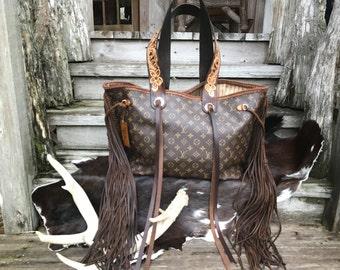Vintage Swag vintage Louis Vuitton Kemo Sabe  Tote
