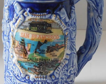 San Francisco EFCCO souvenior mug
