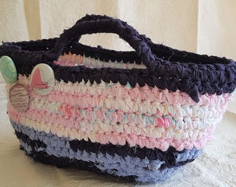 Granny Chic basket bag