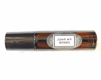 Jump My Bones . Pheromone & Essential Oil Roll On