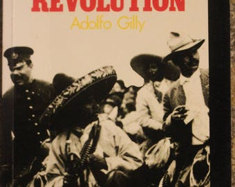 The Mexican Revolution | Adolfo Gilly (1983, Verso, London)