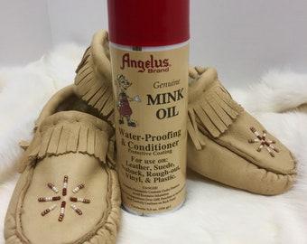 Mink Oil 5.5 oz Spray