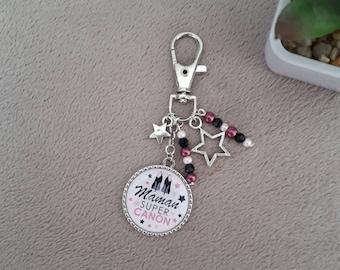 MOM keychain