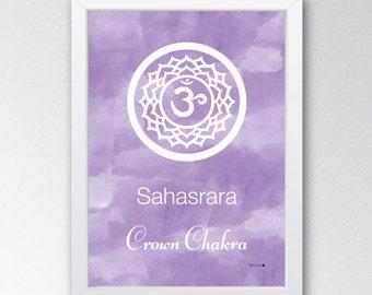 Chakra Prints 1-4 of 7