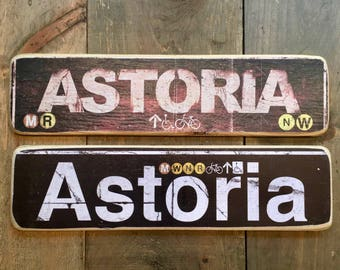 Astoria - 4x15 in.