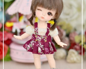 Sabrina Flower for Lati Yellow/Pukifee/T-Line/Tiny Delf (1/8 BJD)