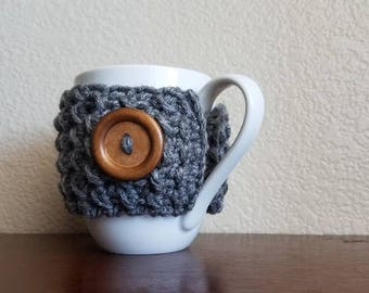 Crochet Mug Cozie