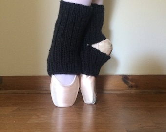 Ankle Warmers: black