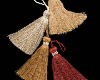 Diamond Collection Tassel , Jewelry and more , Luxury and long