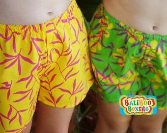 Girls Pajama Short Set, Christmas Gift Set, Citrus Pajamas, Girls Shorts Set, Stocking Stuffers