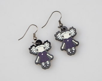 Kawaii Doll Earrings