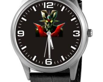 Custom Watch with Mazinger Z, custom watch