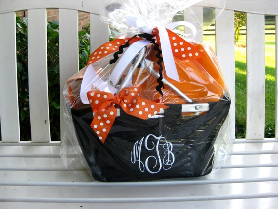 Custom gift basket college care package for boys negle Image collections