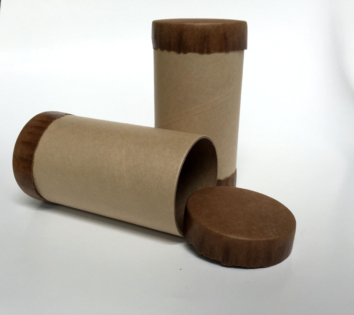 Kraft paper tube container paper tubes gift box favor box zoom negle Gallery