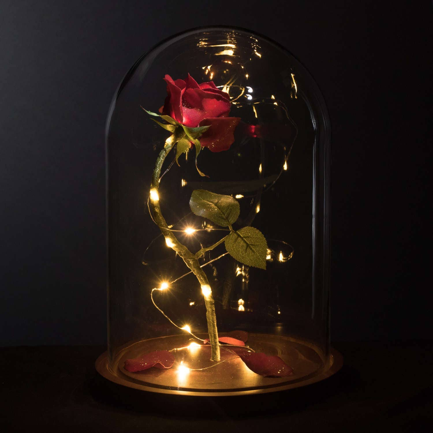 Enchanted rose life sized from beauty and the beast zoom izmirmasajfo