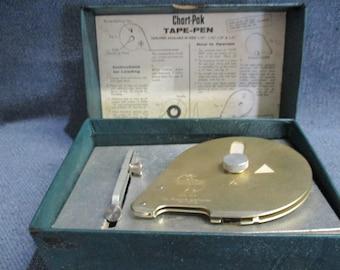 Chart Pak Tape Versatile Draftsman New Compass Make Circles with Tape Leeds Massachusetts