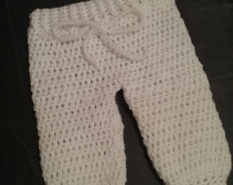Simple Newborn Pants/Leggings PATTERN ONLY!